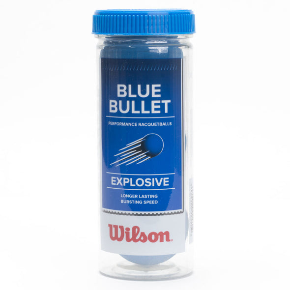 Wilson Blue Bullet 4 Cans