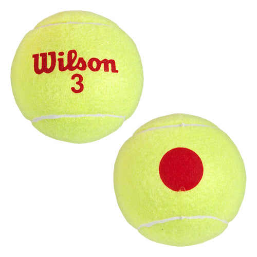 Wilson US Open Tournament Red Ball 24 Cans