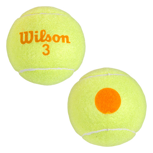 Wilson US Open Tournament Orange Ball 24 Cans