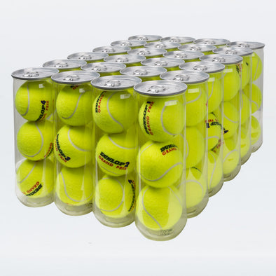 Dunlop Grand Prix Hard Court 24 Clear Cans