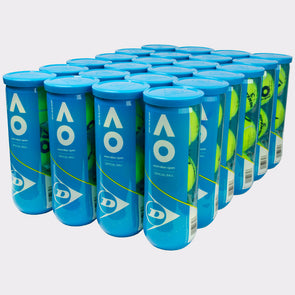 Dunlop Australian Open All Surface HD Core 24 Cans