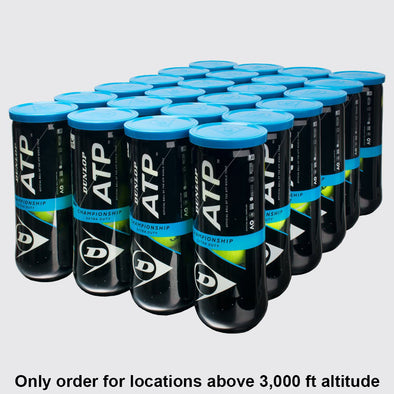 Dunlop ATP Championship High Altitude Extra Duty 24 Cans