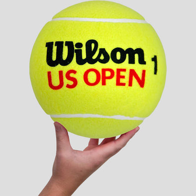 "Wilson 10"" US Open Jumbo Tennis Ball"