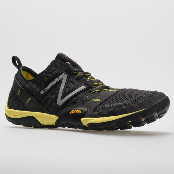 New Balance Minimus Trail 10 Men's Black/Yellow