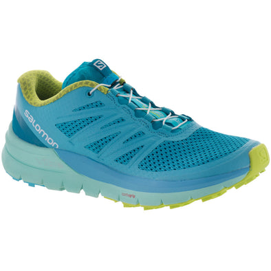 Salomon Sense Pro Max Women's Blue Curacao/Beach Glass