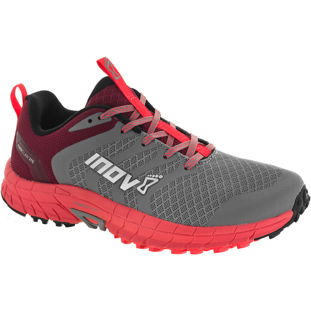 san francisco 87bed 24184 inov-8 Parkclaw 275 Women's Grey/Coral