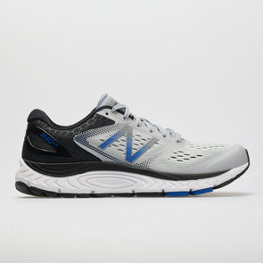 New Balance 840v4 Men's Silver Mink/Team Blue
