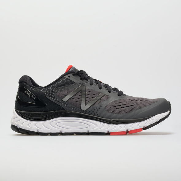 New Balance 840v4 Men's Magnet/Energy Red
