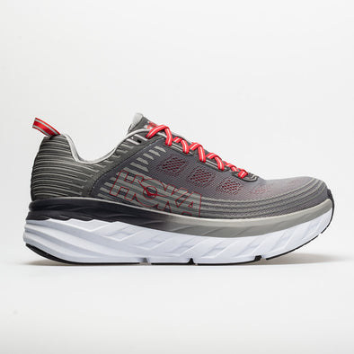 Hoka One One Bondi 6 Men's Alloy/Steel Gray