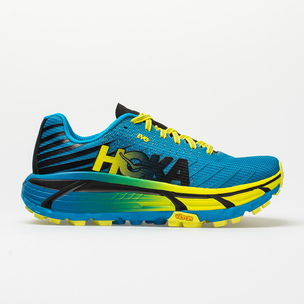 outlet store 9ef8e 00237 Hoka One One Evo Mafate Men's Cyan/Citrus