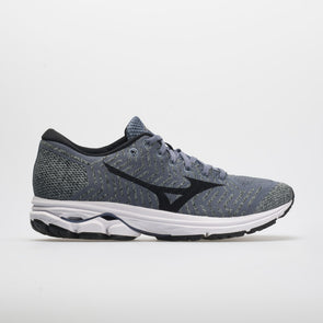 Mizuno Waveknit R2 Men's Folkstone Gray/Black