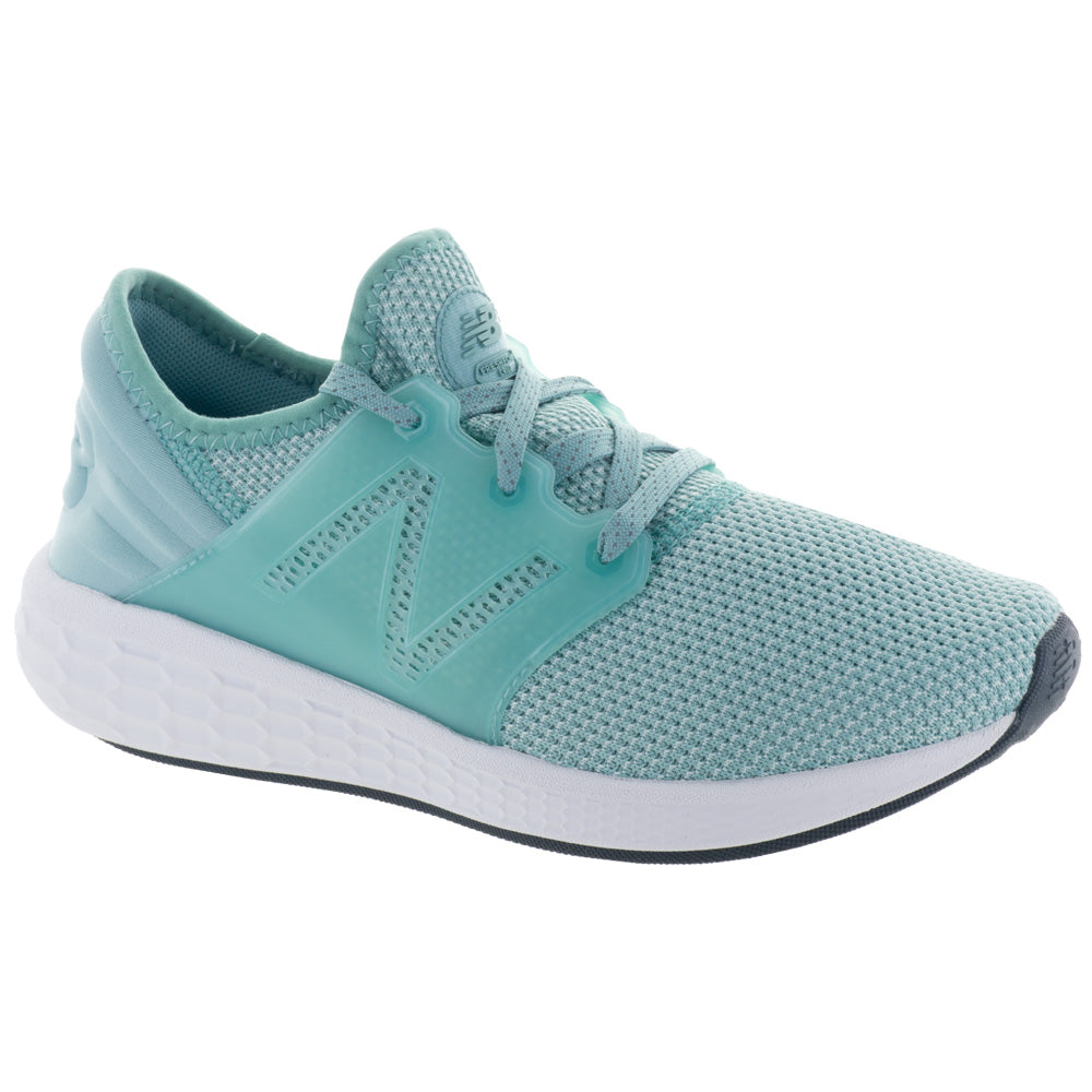 New Balance Fresh Foam Cruz v2: New Balance Women's Running Shoes Mineral Sage/White