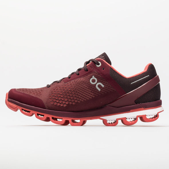 On Cloudsurfer 2019 Women's Mulberry/Coral