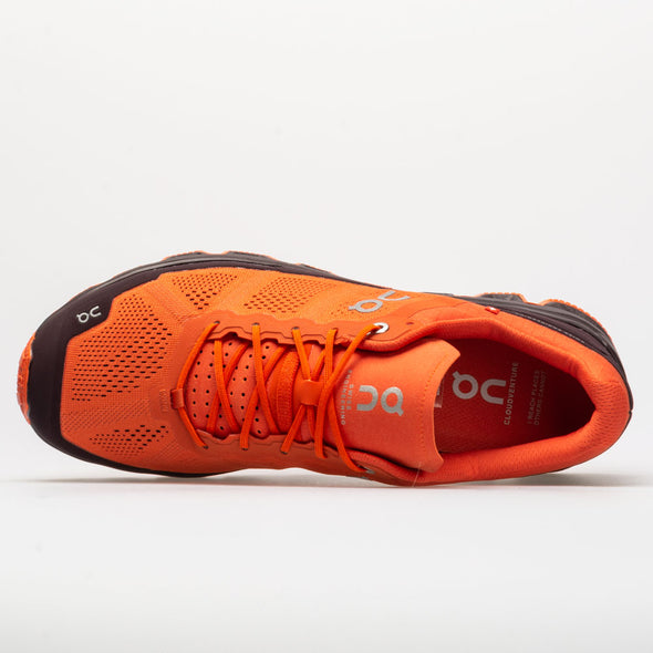 On Cloudventure Men's Flame/Dawn