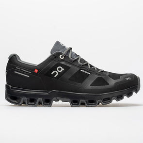 On Cloudventure Waterproof 2019 Men's Black/Graphite