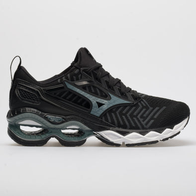 Mizuno Waveknit C1 Women's Black/Dark Shadow