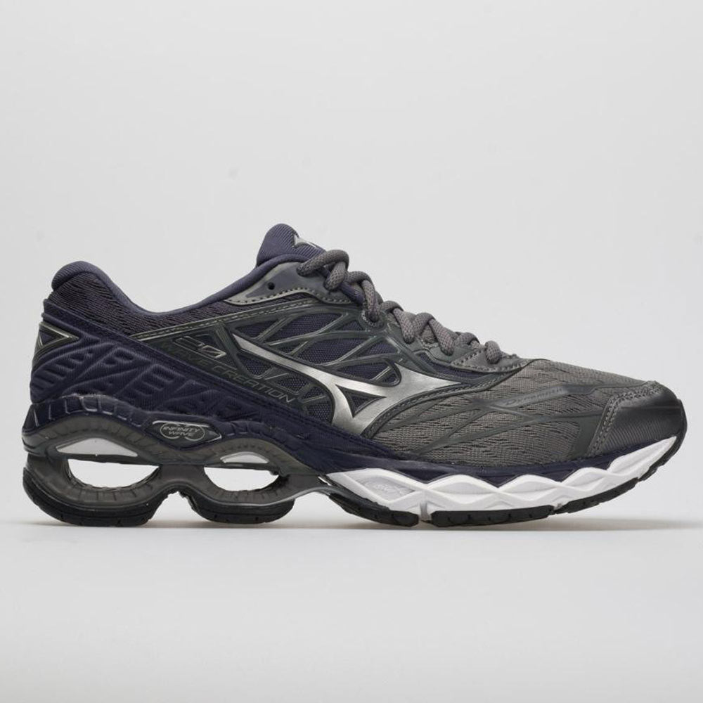 info for bfe72 9badc Mizuno Wave Creation 20 Men s. Stormy Weather Silver