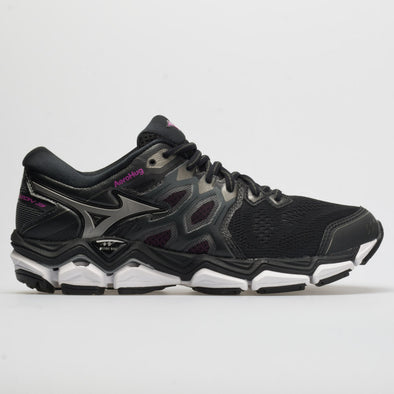 Mizuno Wave Horizon 3 Women's Black/ Metallic Shadow