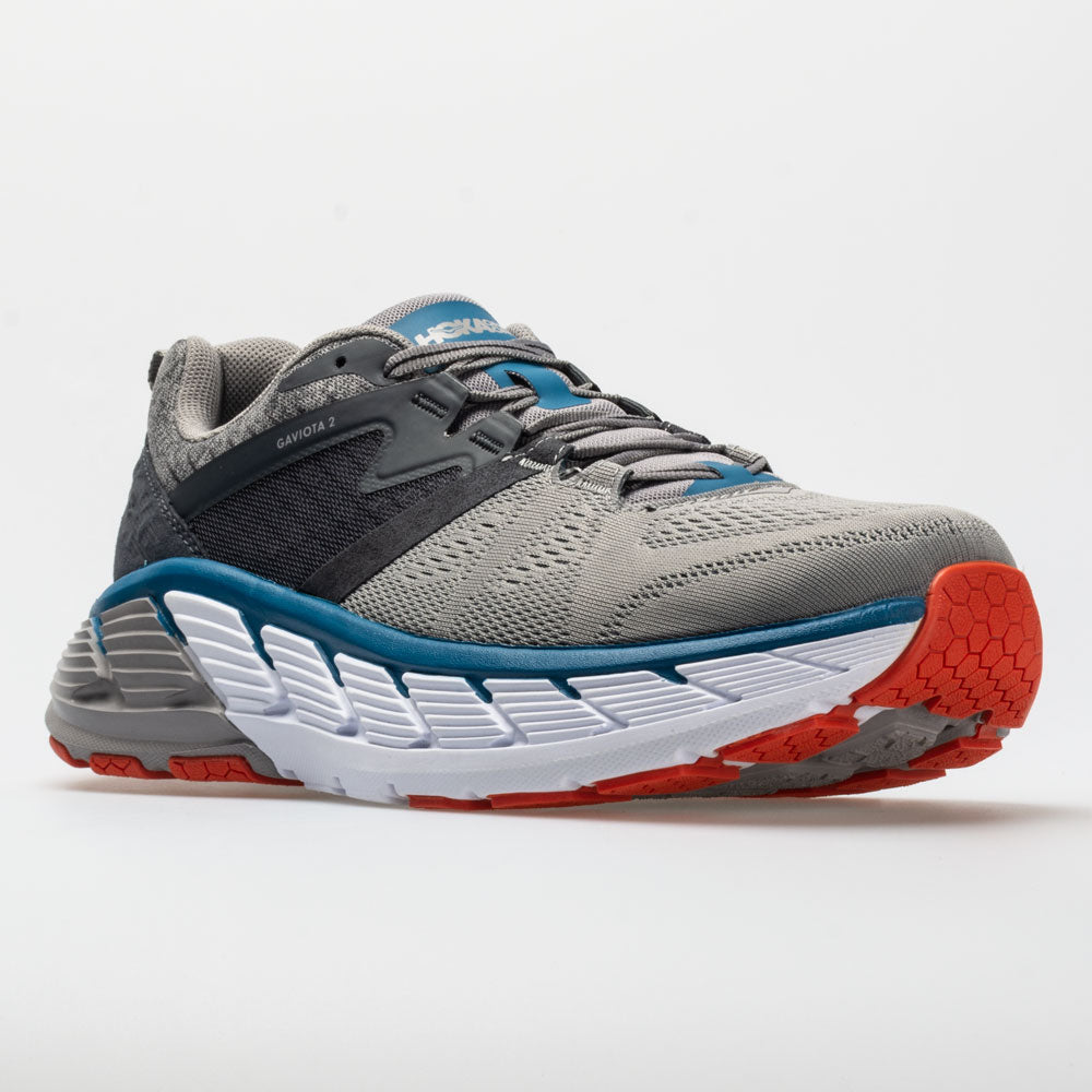online store 0d925 ecaea Hoka One One Gaviota 2 Men's Frost Gray/Seaport