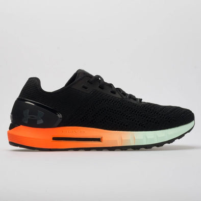 Under Armour HOVR Sonic 2 Men's Black/Orange Glitch/Jet Gray