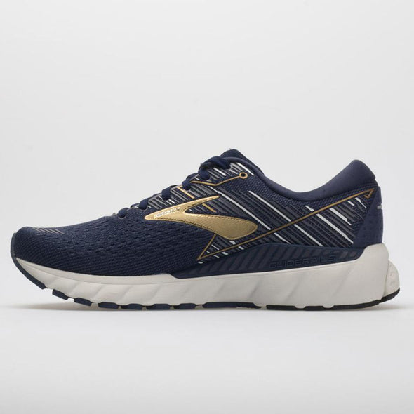 Brooks Adrenaline GTS 19 Men's Navy/Gold/Gray
