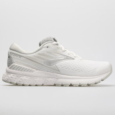 Brooks Adrenaline GTS 19 Women's White/White/Gray