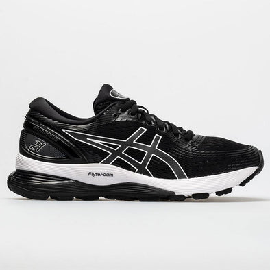 ASICS GEL-Nimbus 21 Women's Black/Dark Grey