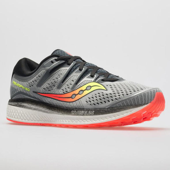 Saucony Triumph ISO 5 Men's Gray/Black