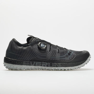 Saucony Switchback ISO Men's Black/Gray