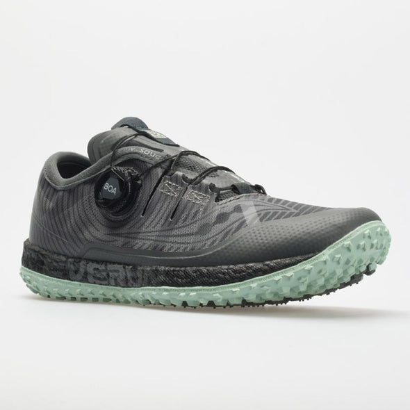 Saucony Switchback ISO Women's Gray/Mint