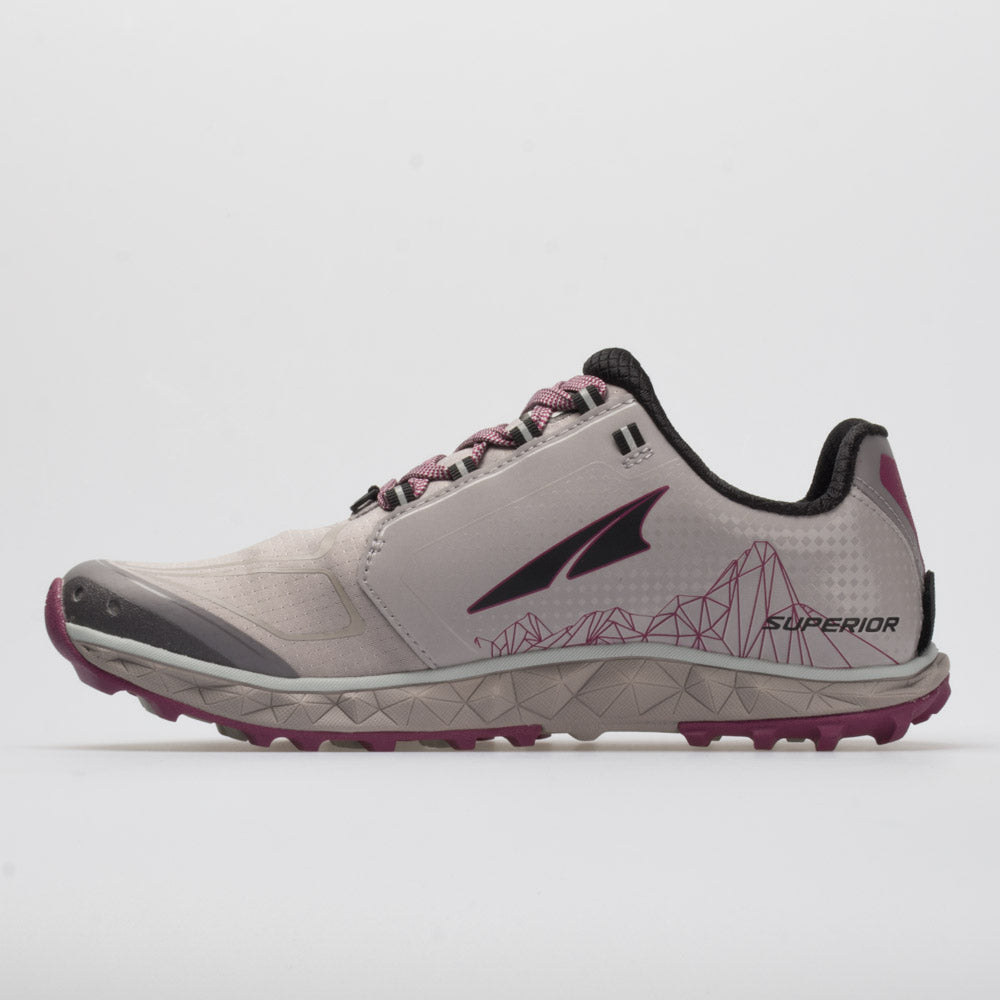 Altra Superior 4 Women's GrayRaspberry