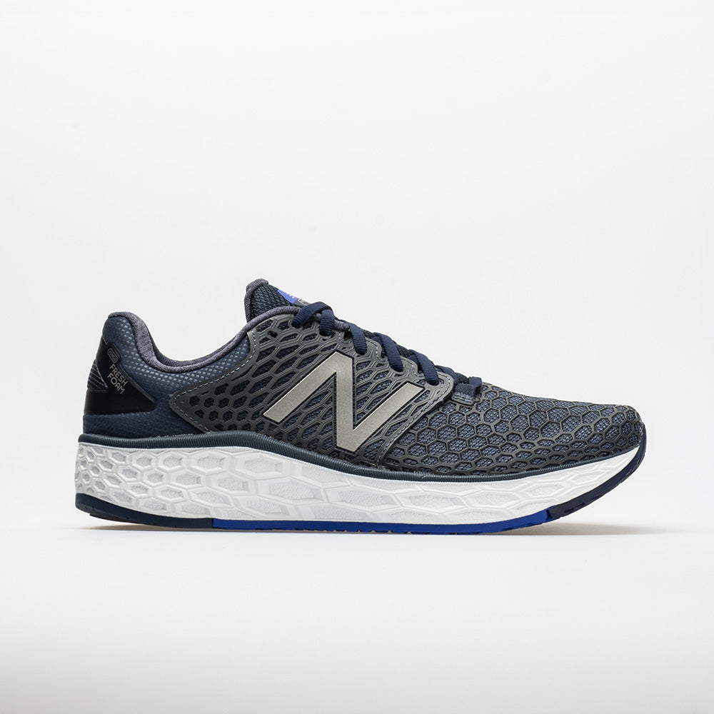 New Balance Fresh Foam Vongo v3: New Balance Men's Running Shoes Pigment/UV Blue