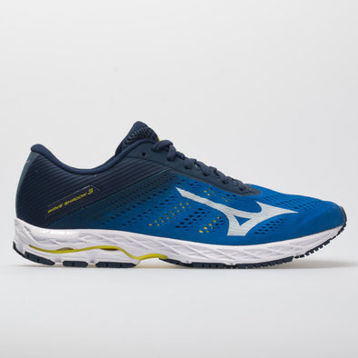 Mizuno Wave Shadow 3 Men's Campanula/White