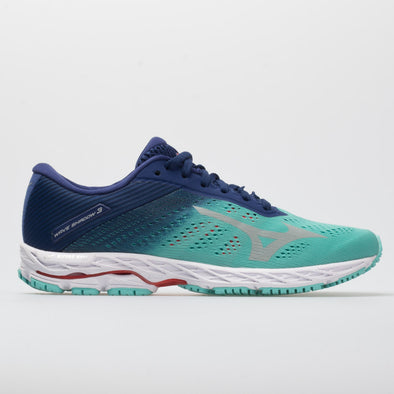 Mizuno Wave Shadow 3 Women's Bluegrass/Glacier Gray