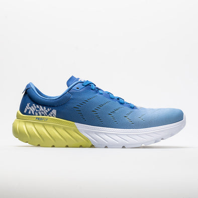 Hoka One One Mach 2 Women's Palace Blue/Lime Sherbet