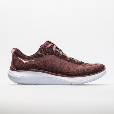 Hoka One One Hupana Flow Women's Rose Brown/Deep Mahogany