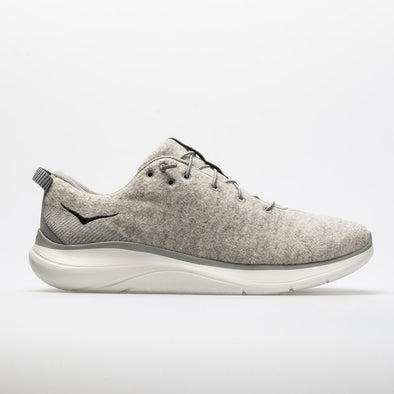 Hoka One One Hupana Flow Wool Men's Lunar Rock/Drizzle