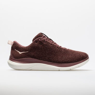 Hoka One One Hupana Flow Wool Women's Rose Brown/Evening Sand