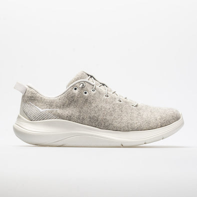 Hoka One One Hupana Flow Wool Women's Lunar Rock/Blanc De Blanc