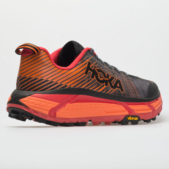 Hoka One One Evo Mafate 2 Men's Black/Poppy Red