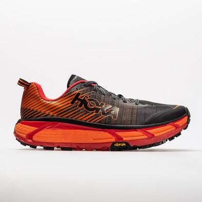 Hoka One One Evo Mafate 2 Women's Black/Poppy Red
