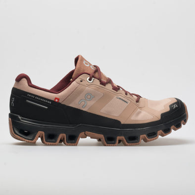 On Cloudventure Waterproof Women's Rosebrown/Mulberry