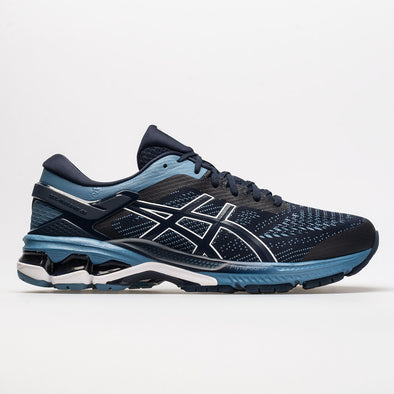 ASICS GEL-Kayano 26 Men's Midnight/Grey Floss