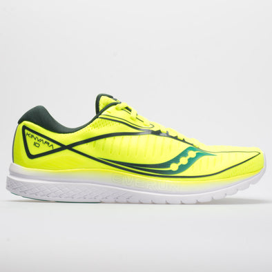 Saucony Kinvara 10 Men's Citron/Teal