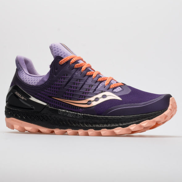 Saucony Xodus ISO 3 Women's Purple/Peach