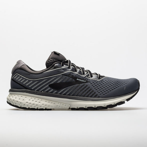 Brooks Ghost 12 Men's Black/Pearl/Oyster