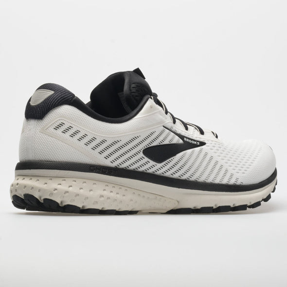 Brooks Ghost 12 Men's White/Gray/Black