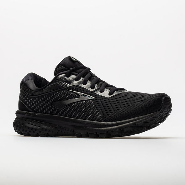 Brooks Ghost 12 Men's Black/Gray