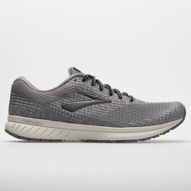 Brooks Revel 3 Men's Quiet Shade/Opal Gray/Black