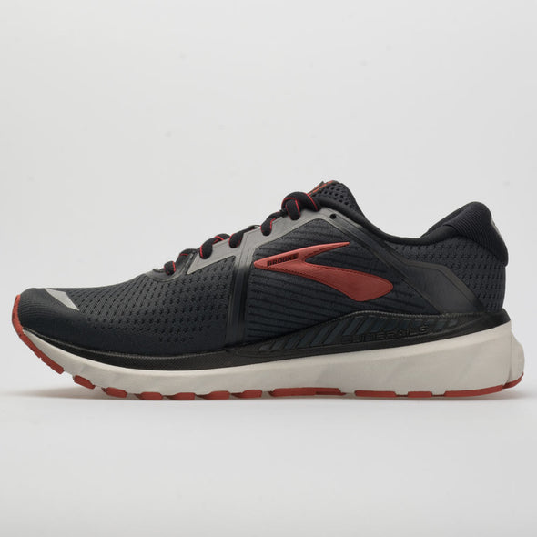 Brooks Adrenaline GTS 20 Men's Black/Ebony/Ketchup